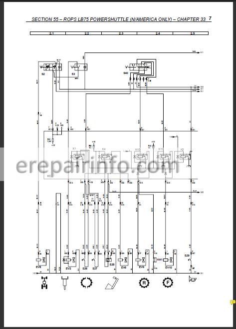 [SCHEMATICS_48IS]  New Holland LB75B LB90 LB110 LB115B Service Manual – eRepairInfo.com | New Holland Lb75b Wiring Diagram |  | eRepairInfo.com