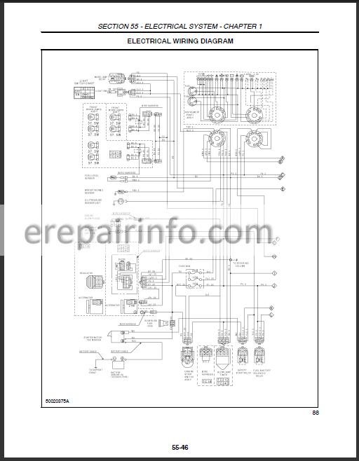 New Holland TC18 TC21D TC24D Repair Manual – eRepairInfo.comeRepairInfo.com