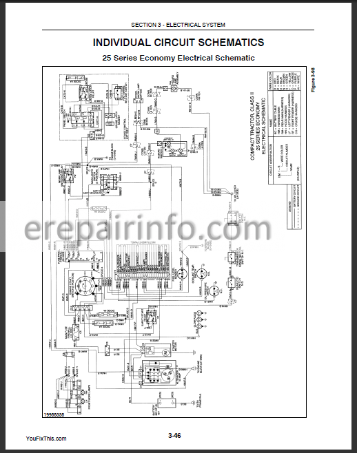 [ZHKZ_3066]  New Holland TC25 TC25D TC29 TC29D TC33 TC33D Service Manual –  eRepairInfo.com | New Holland Schematics |  | eRepairInfo.com