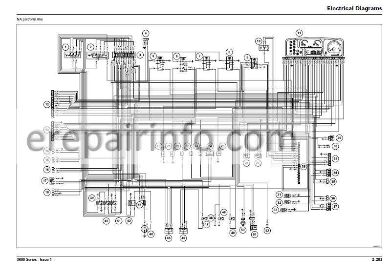 Messey Ferguson 3600 Series Workshop Manual