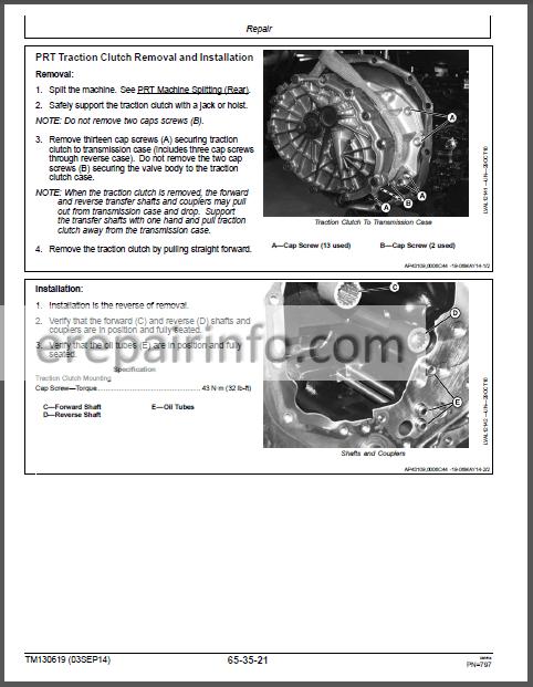 JD 3033R 3038R 3039R 3045R 3046R Diagnostic and Repair