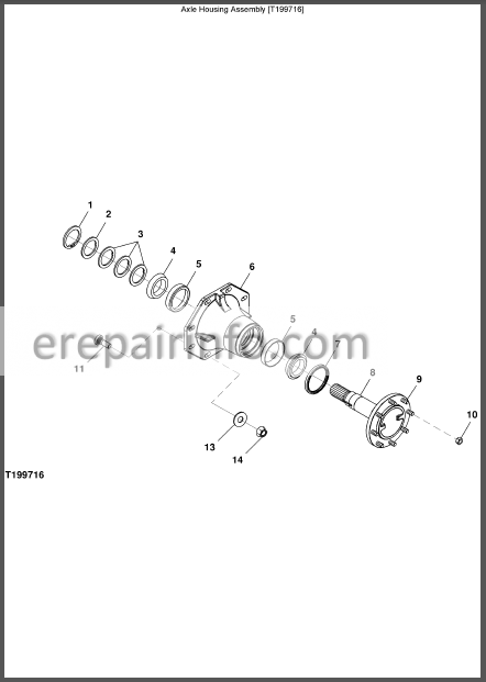 JD 325 328 Technical Repair Manual TM2192