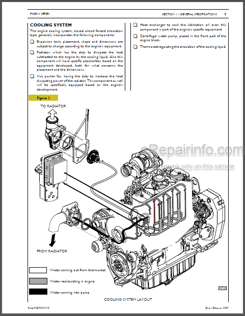 Iveco F4GE Technical And Repair Manual Engine