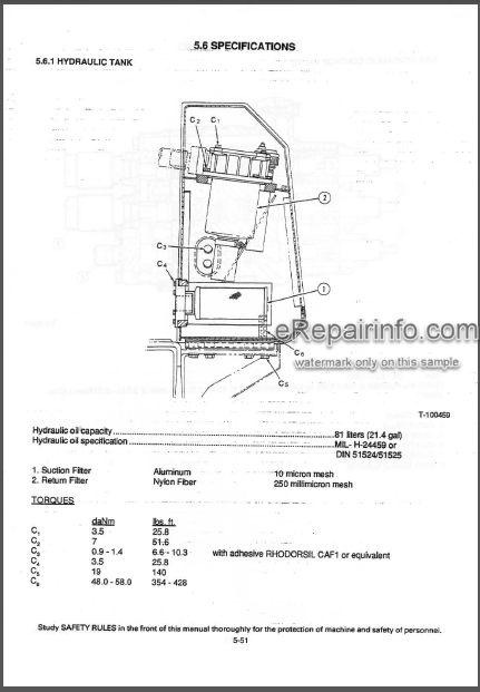 Fiatallis FL145 Operation Maintenance And Service Manual