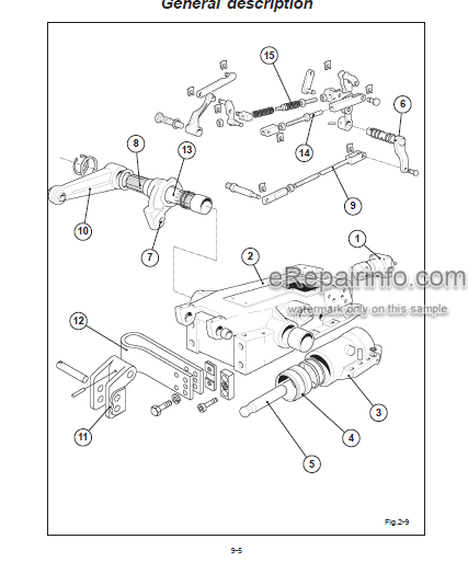 Landini 60 Series 5860-7860 6860-8860 Evolution Training