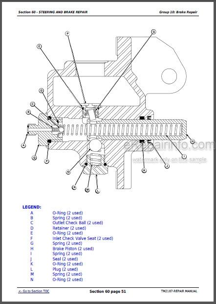 John Deere 5225 5325 5425 5525 5625 5603 Repair Manual