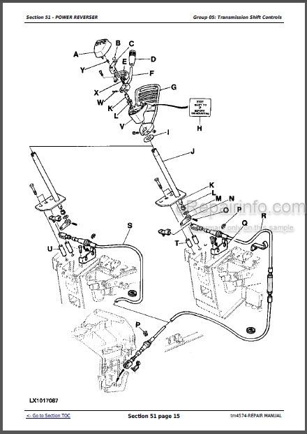 John Deere 6110-6410 6110L-6510L 6310S-6510S Repair Manual