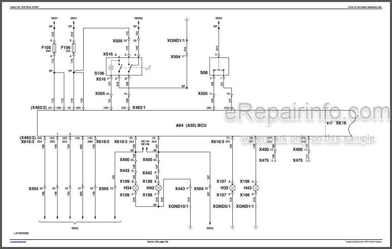 john deere 6215 6415 6615 6715 operation and tests manual