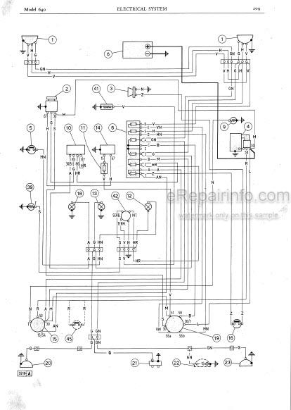Fiat 480 500 540 640 480DT 500DT 540DT 640DT Workshop