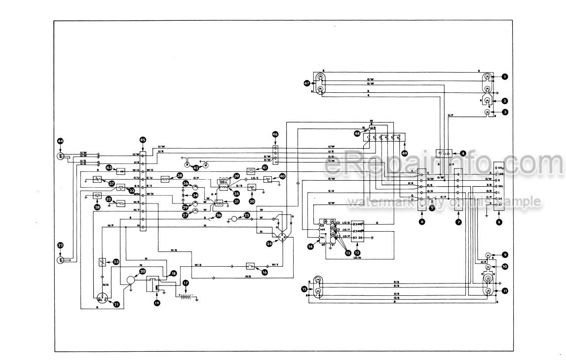 6600 ford tractor wiring diagram | data wirings develop  wiring diagram library