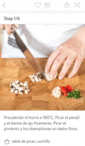 Ejemplo de Receta (5:5)- Kitchen Stories