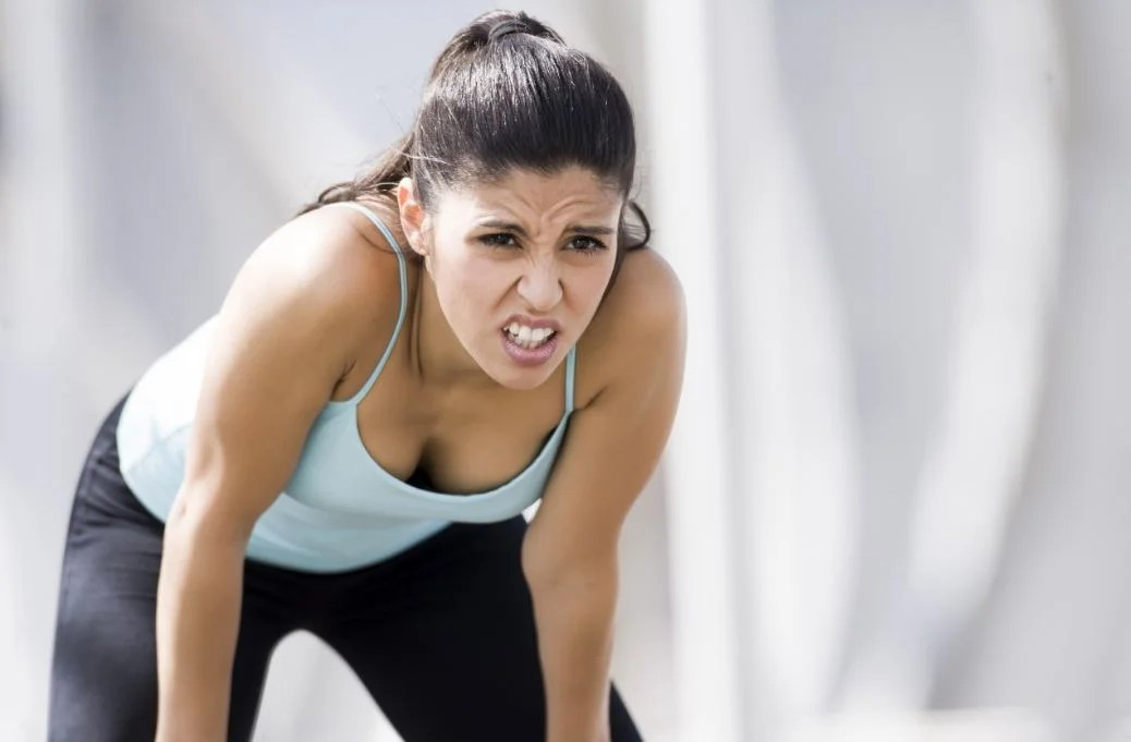 La actividad sexual puede repercutir en cansancio en el entrenamiento.