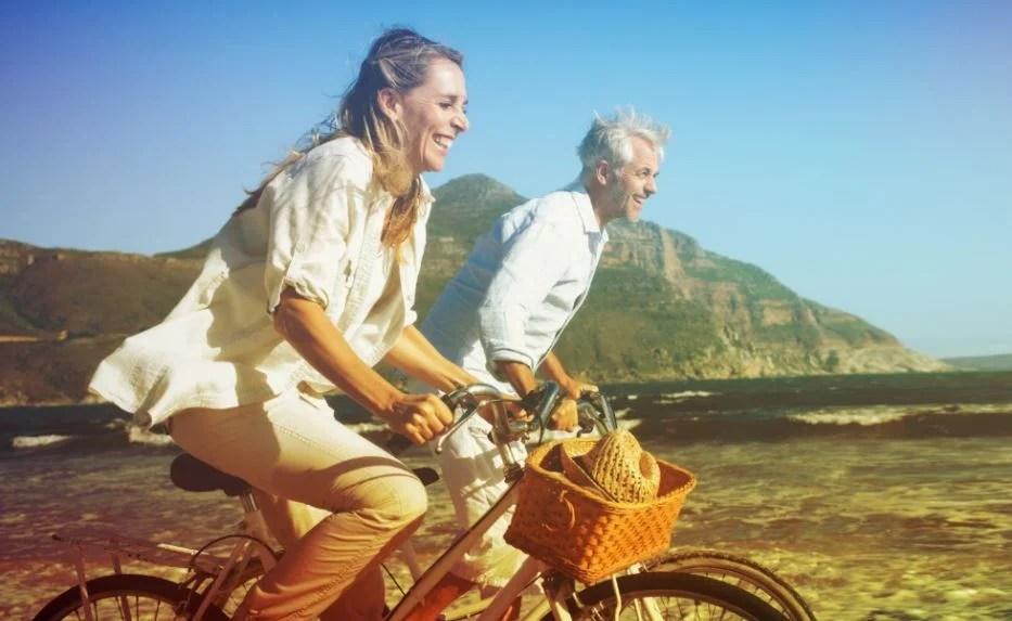 Beneficios de practicar ciclismo a cualquier edad.