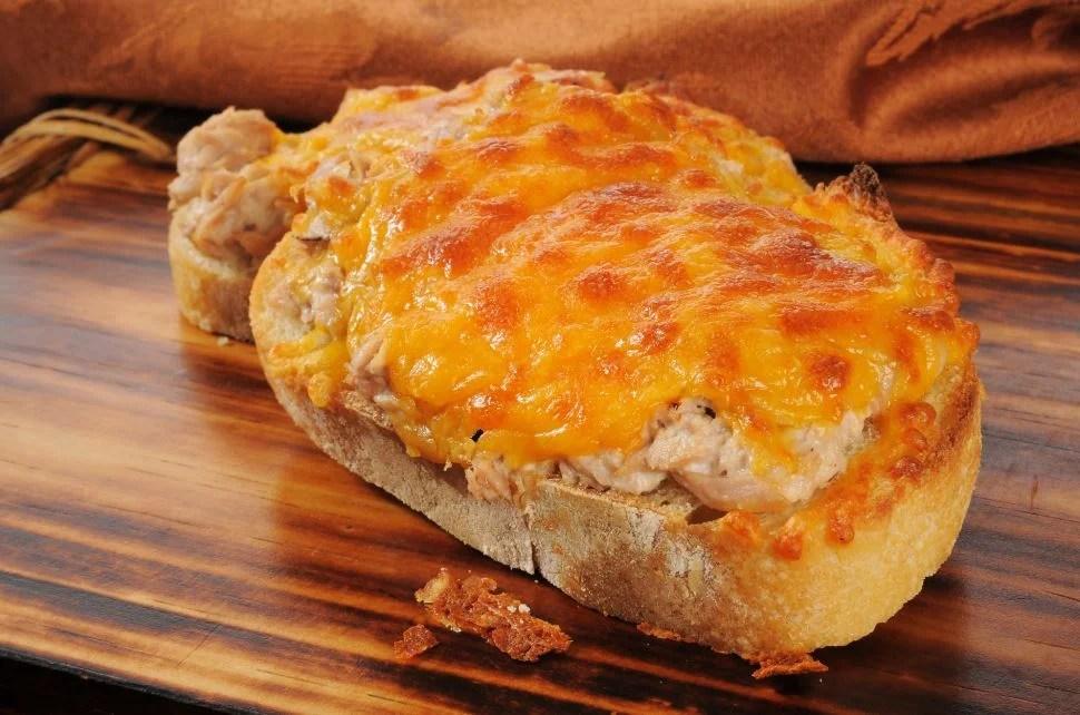 Pan de atún.