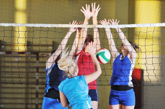 Entre los deportes de equipo, el voleibol es uno de los más exigentes en lo que respecta a la concentración.