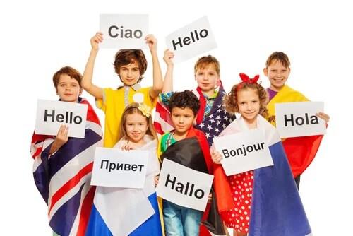 ¿Cuál es la edad adecuada para que los niños aprendan otro idioma?