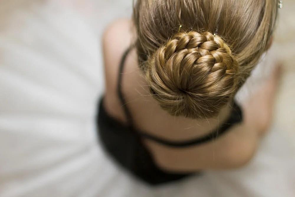 peinado para una niña 1