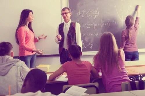 Neuronas espejo y educación: la interacción favorece el aprendizaje.