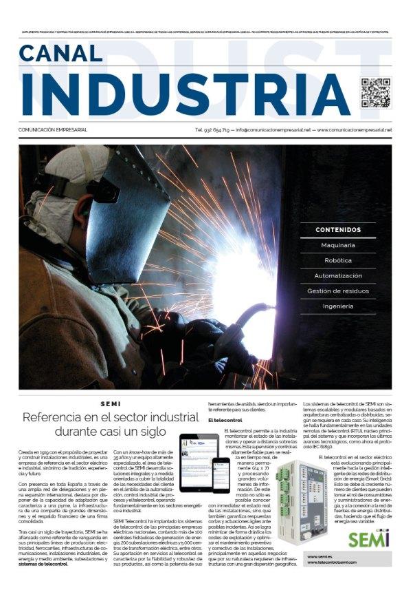 Especial La Vanguardia industria y robotica