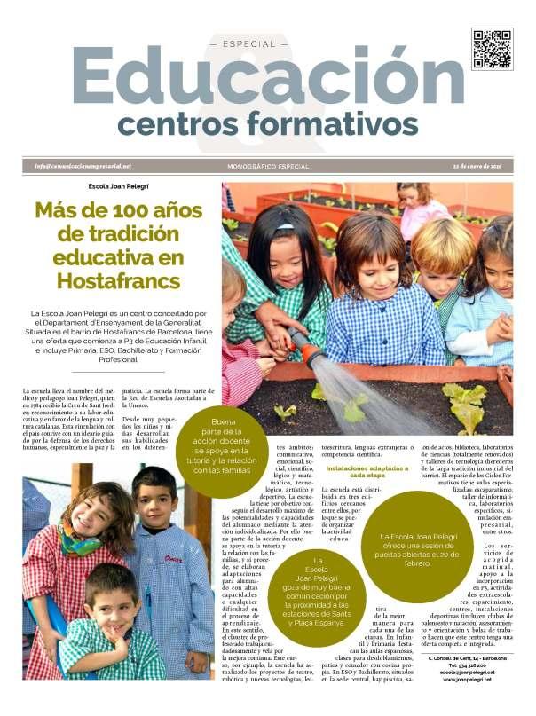 educacion colegios catalunya