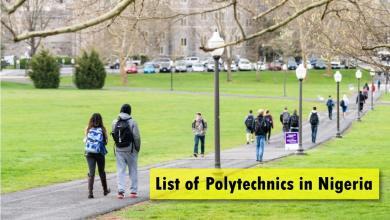 List of Polytechnics in Nigeria