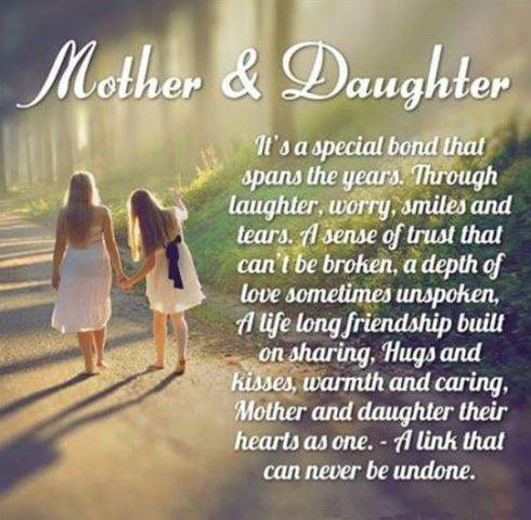 I miss you Mom