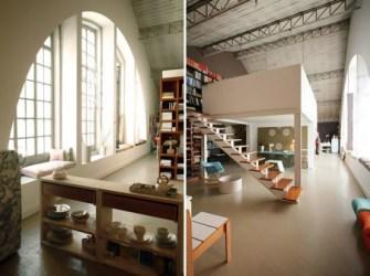 interior fantasy cozy cosy atelier houses casanova blends cosiness feeling working living modern digsdigs deisgn ligia advertisements decoholic
