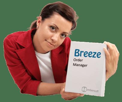 Breeze Order Manager