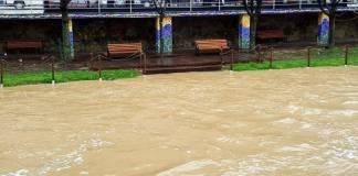 Κίνδυνος πλημμύρας από το Ληθαίο