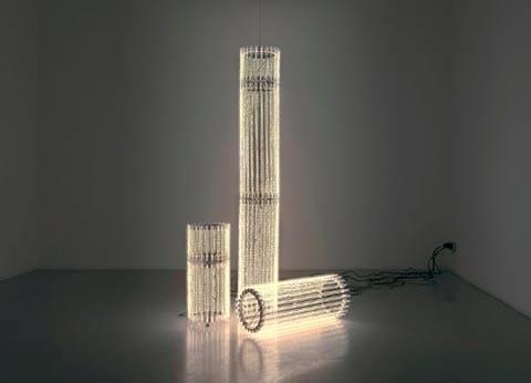 קריט ווין אוונס - עמוד (אסמבלאז׳) 5, 2010. אוסף יגאל אהובי