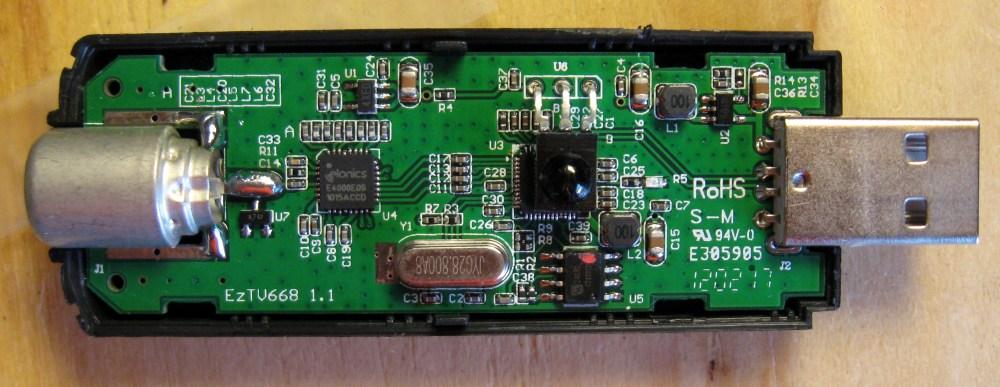 medium resolution of rtl sdr and gnu radio with realtek rtl2832u elonics e4000 raphael micro r820t software defined radio receivers