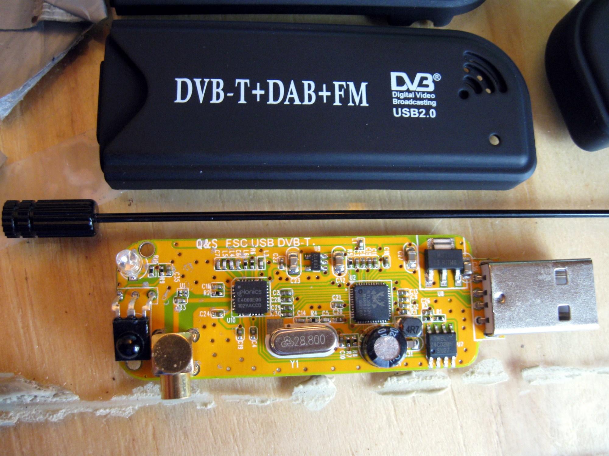hight resolution of rtl sdr and gnu radio with realtek rtl2832u elonics e4000 raphael micro r820t software defined radio receivers