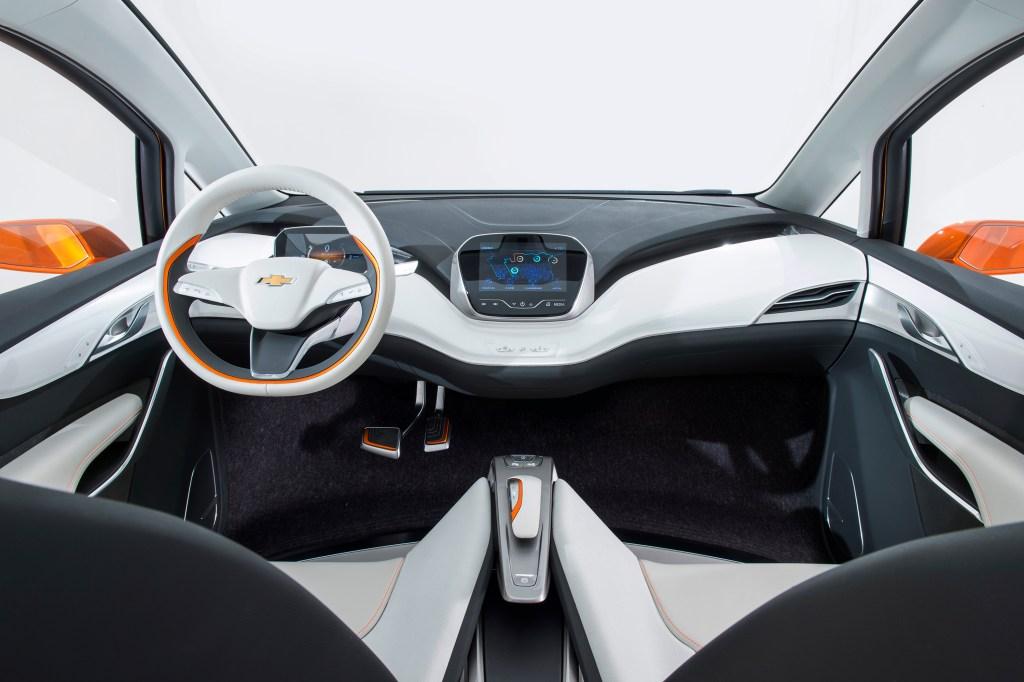 Bild des Chevrolet Bolt EV - Innenraum (Quelle: GM)