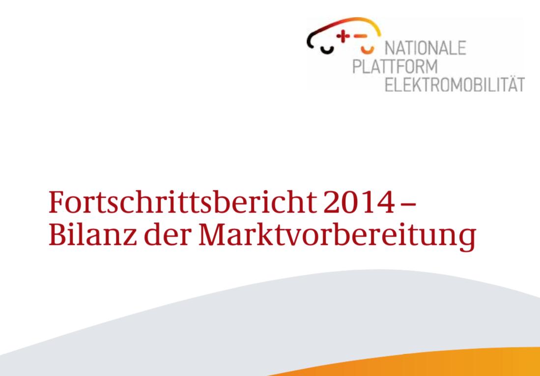 NPE - Fortschrittsbericht 2014