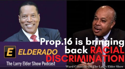Larry and Ward Defeating Prop 16 in 2020