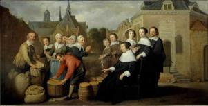 Afbeelding schilderij van Centraal Museum