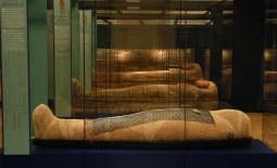 PERSFOTO Mummies Rijksmuseum van Oudheden