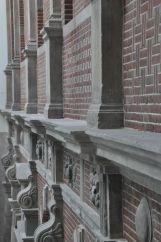 Bredase wand na restauratie. (Foto van Hoogevest Architecten)