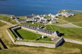 Fort Louisbourg, Canada