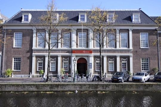 PERSFOTO Het Rijksmuseum van Oudheden