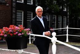 Scheidend directeur Andries Ponsteen