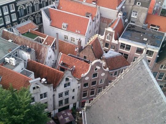 Binnenstad, Amsterdam Foto: Sebas Baggelaar