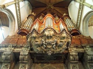 Orgel Oude Kerk, Amsterdam Foto via Oude Kerk