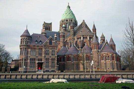 Nieuwe Sint Bavo Kathedraal, Haarlem