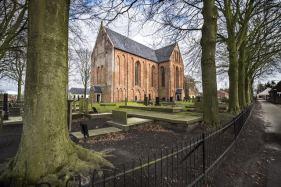 Kerk te Noordbroek Foto: Duncan Wijting