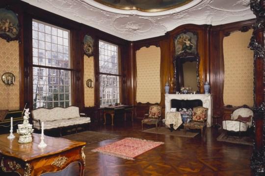 Het beschermen van (historische) interieurs - De Erfgoedstem