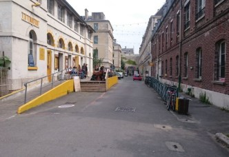 St Vincent-de-Paul, Parijs Foto: Teun van den Ende