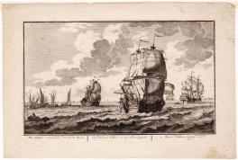 Ets Hekboot Beeld: Fries Scheepvaartmuseum