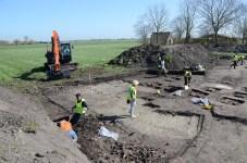 Referentiebeeld: Archeologische opgraving Foto: gemeente Hoorn