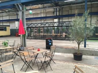 Snorfabriek, Wisselspoor, Utrecht Foto: De Erfgoedstem